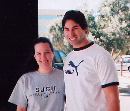 Sarah and Schneids
