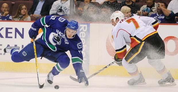 Bill Sweatt, Vancouver Canucks
