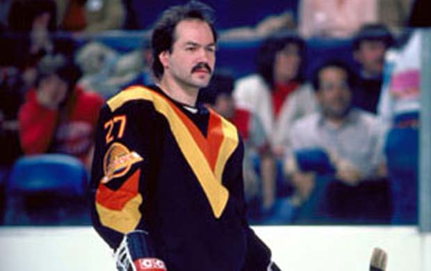 Harold Snepsts, Vancouver Canucks