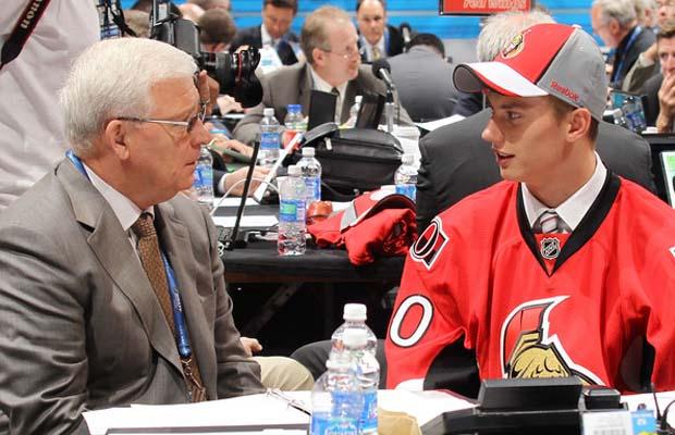 Brian Murray, Ottawa Senators