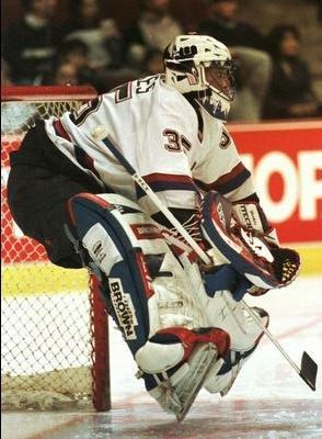 Kevin Weekes, Vancouver Canucks