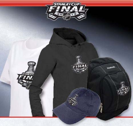 Scotiahockey Seeing Stanley with Lanny, Reebok Stanley Cup Finals prize package