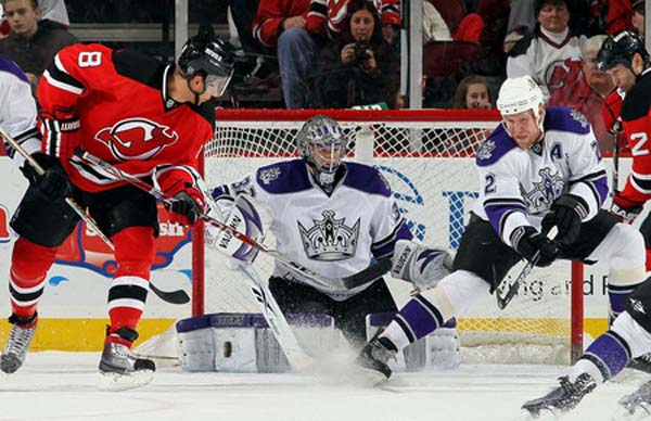 New Jersey Devils vs Los Angeles Kings