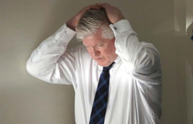 Brian Burke was fired by the Toronto Maple Leafs
